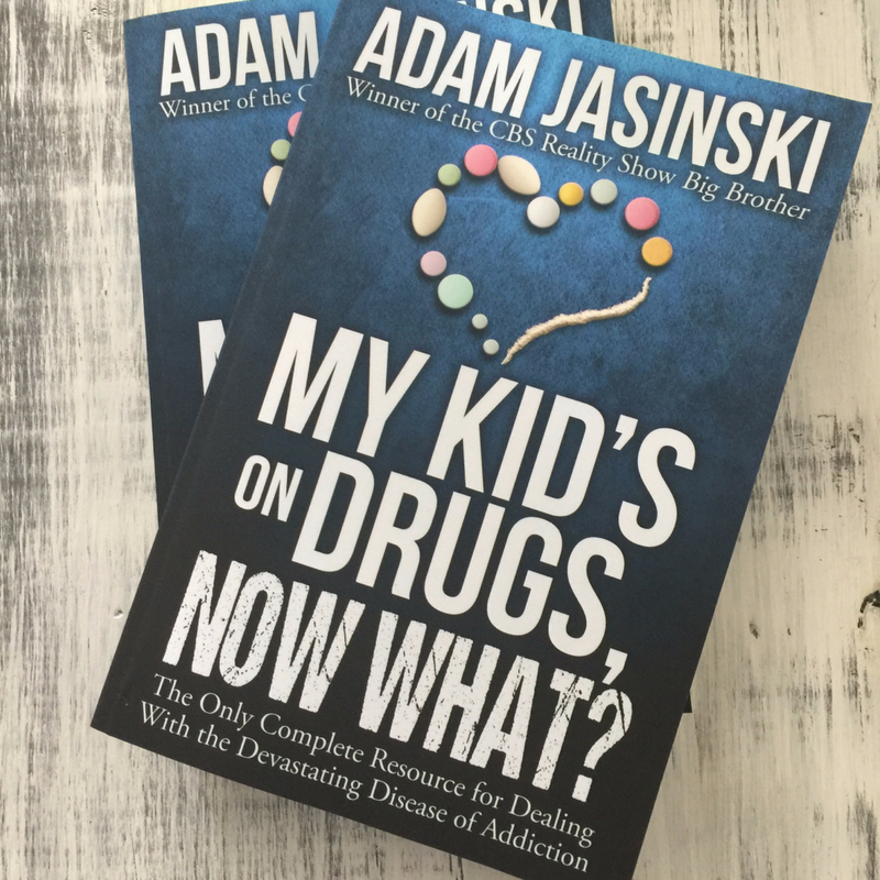 My Kid's On Drugs, Now What?